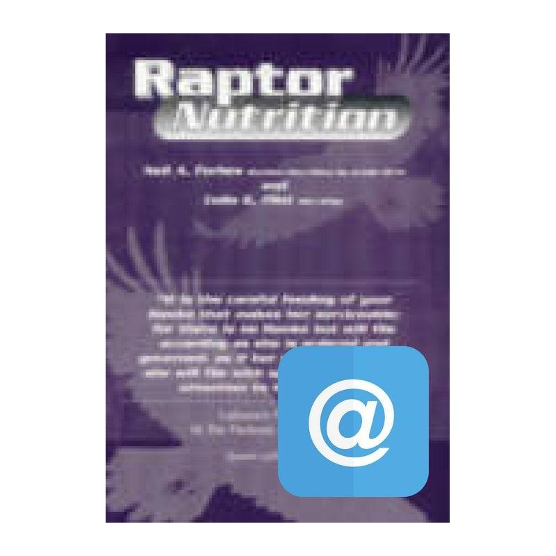 Tłumaczenie książki Neil'a Forbes'a i Colin'a Flint'a p.t. RAPTOR NUTRITION - WERSJA ELEKTRONICZNA