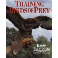 Tłumaczenie książki Jemimy Parry-Jones p.t. TRAINING BIRDS OF PREY