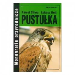 Pustułka - monografia - Śliwa P., Rejt Ł.