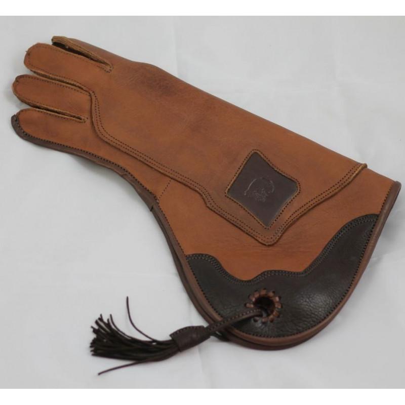 Rękawica sokolnicza - wersja orla