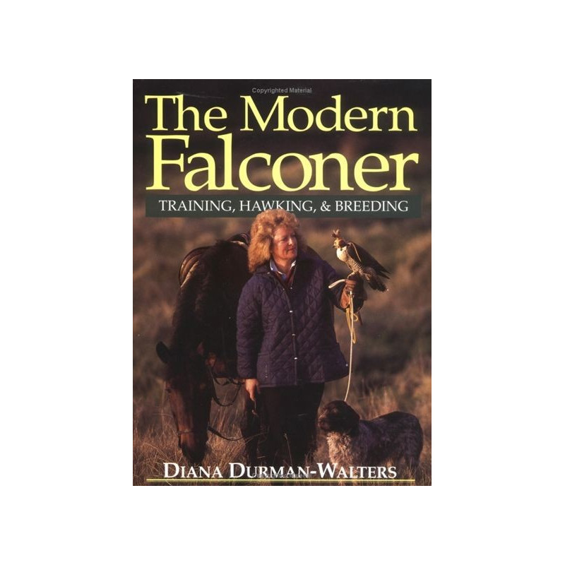 Tłumaczenie książki Diany Durman-Walters p.t. MODERN FALCONER